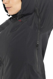 Yeti Raa Cappotto in piumino Hard Shell Donna, black